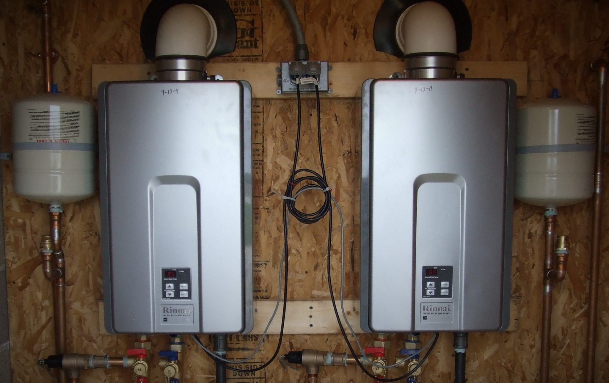 stafford tankless water heater