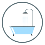 Shower-Icon